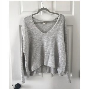 Cozy Gray H&M Sweater | Size S